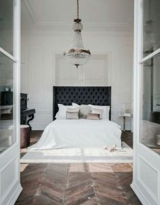 Luxury master bedrooms by famous interior designers also rh in pinterest