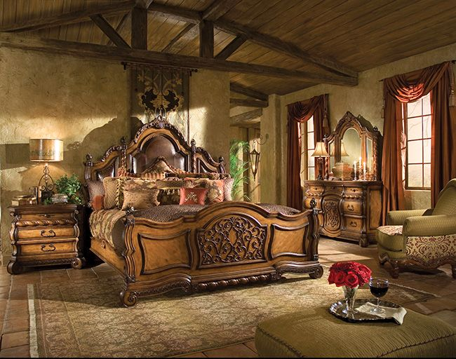 Old world decor  Old World Tuscan Decor Inspiration