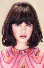 aveda hair color- kawaii brown ka