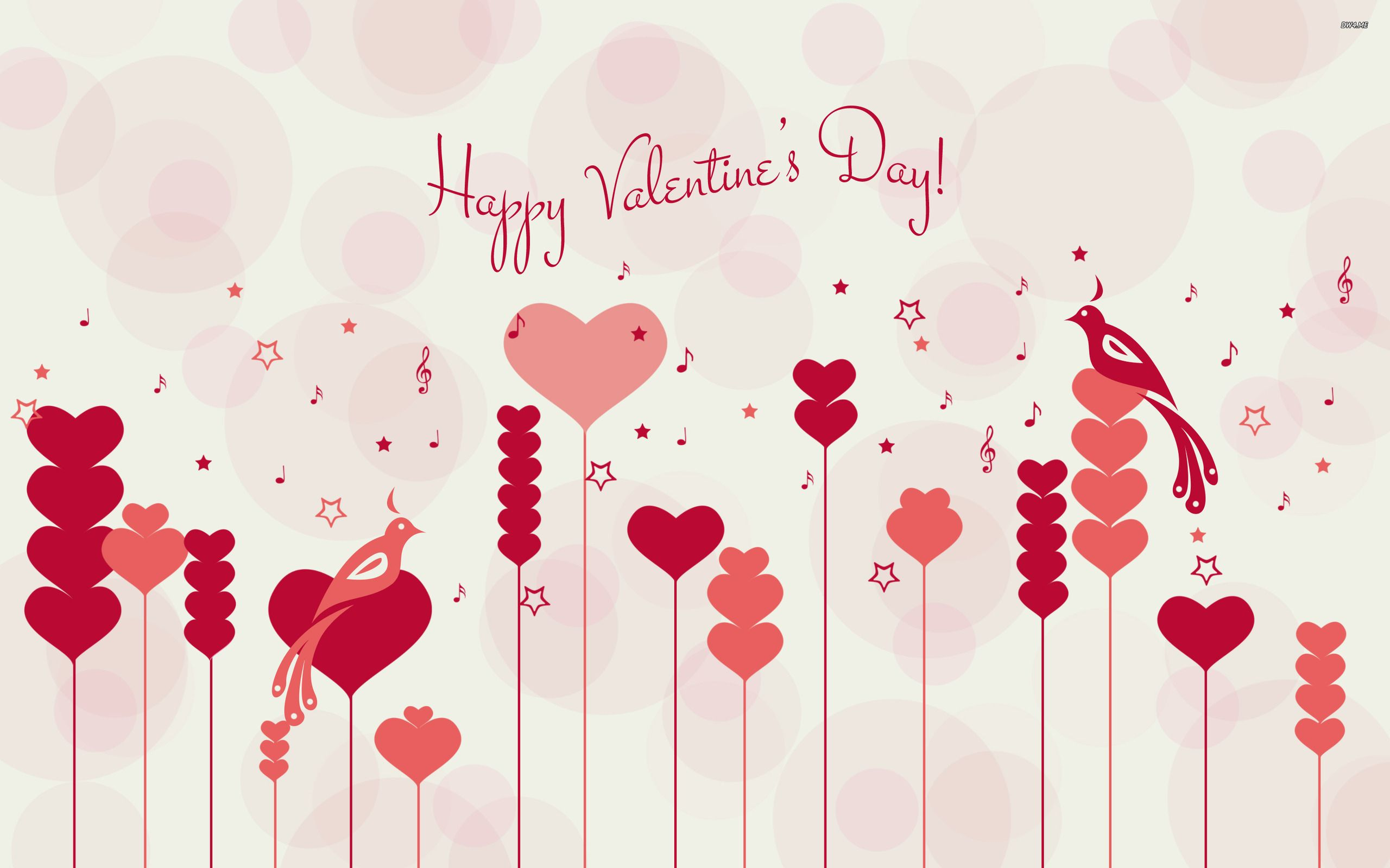 Happy Valentines Day Wallpaper Holiday Wallpapers