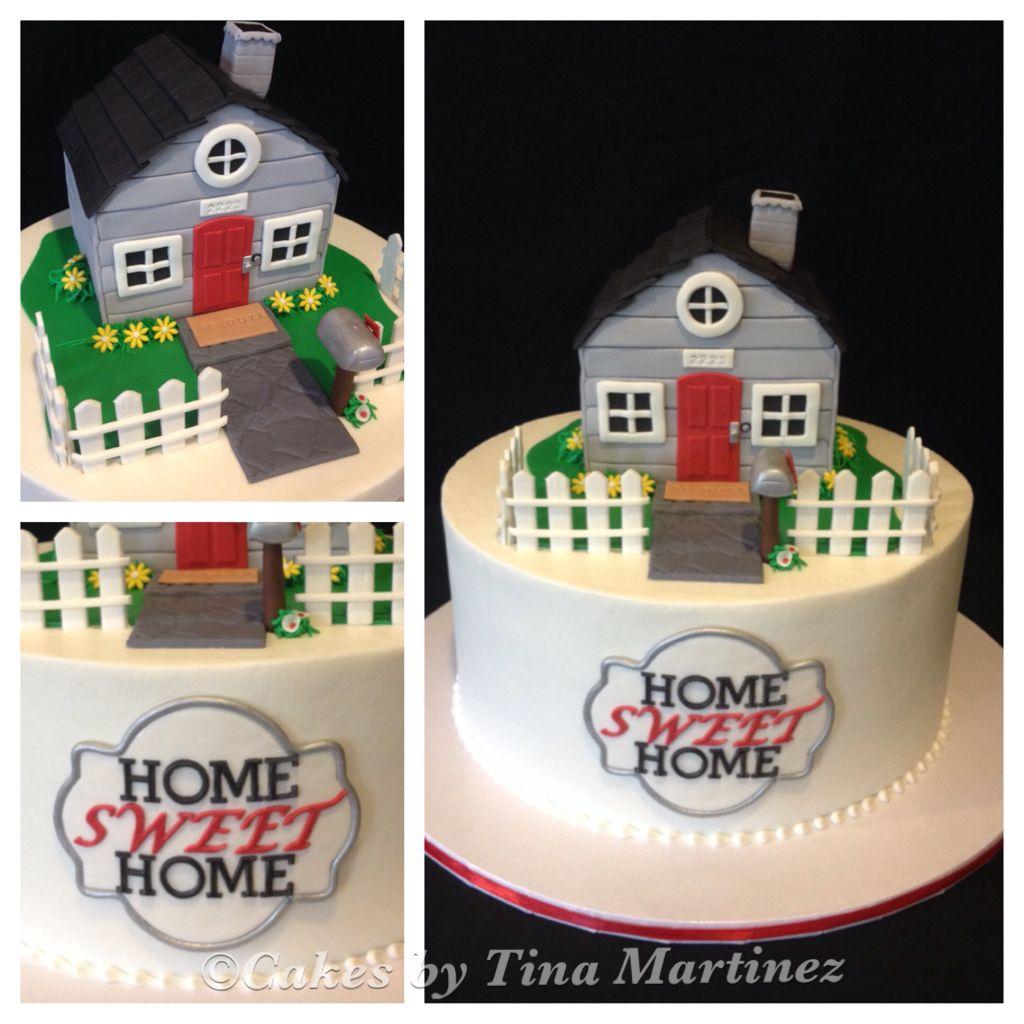 Housewarming Cake Pinteres