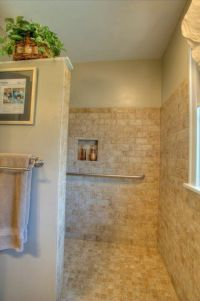 had one Had a door less shower and loved it ! Great design ...