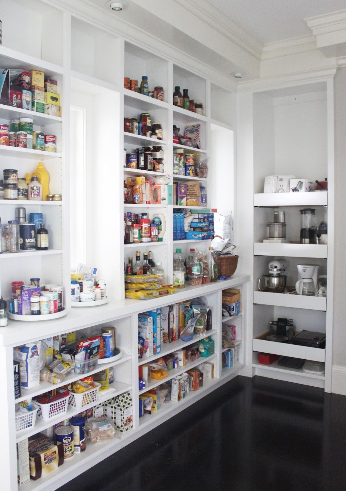 kitchen pantry storage small tables ikea open shelving interior and exterior doors