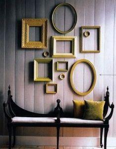Wall frames decor kbhome also ideas casa decoracion pinterest rh