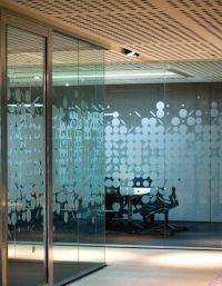 patterned glass meeting rooms | Commercial & Hospitality ...