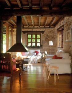 Cottage ideas also la naturalidad que se respira en los espacios abiertos es una rh pinterest