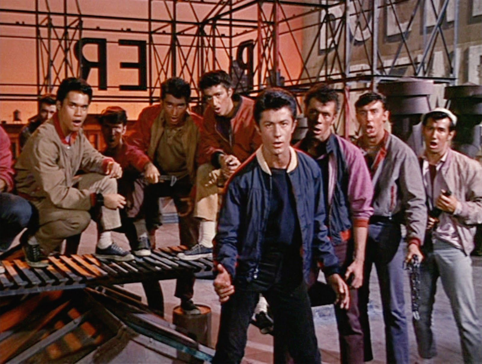 West Side Story A Glimpse Into The Past