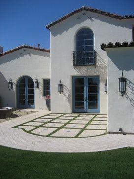 Mediterranean Houses Mediterranean Home White House Design Ideas