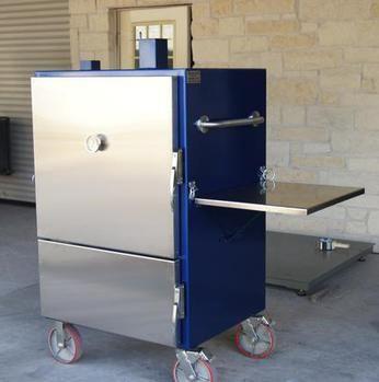 Insulated Cabinet Smoker Build Www Stkittsvilla Com
