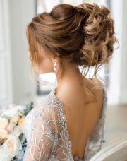 beautiful wedding hairstyles long