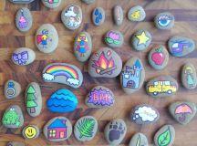 Nice 72 Inspirational DIY of Painted Rocks Ideas https ...