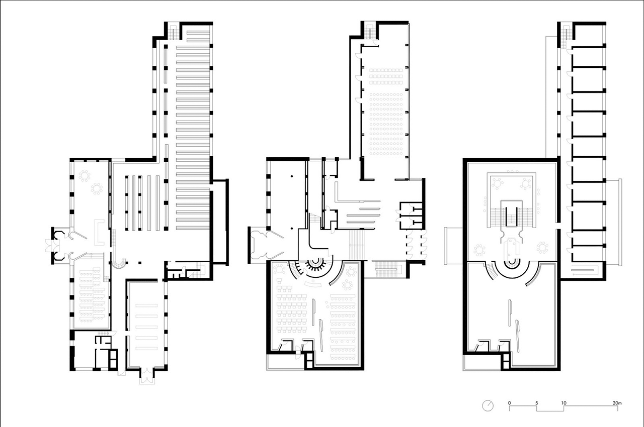Vyborg Library Plan