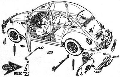 Main Power For Fuse Box Of 1975 Beetle : 38 Wiring Diagram