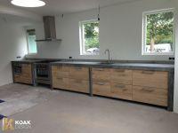 Ikea kitchen hack wooden doors for ikea kitchen cabinets ...