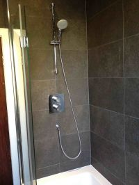 Grohe Concealed Shower Valve Installation With Bathroom ...
