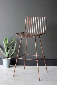 Best 25+ Copper bar stools ideas on Pinterest | Breakfast ...