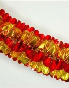 Decoration also foil garland garlands are great for parties or childhood rh pinterest