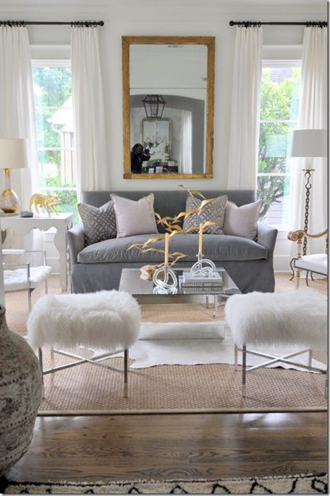 Interior design pinspiration the glamorous life gold accentsgold accent decorliving room also decorating rh pinterest