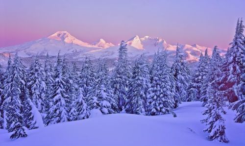 Image result for Cascade Mountains snowfall
