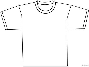 Tee-rrific T-shirt Template and Blank Template Have each