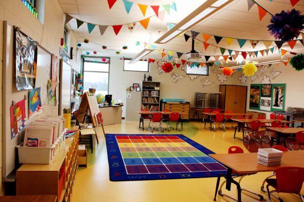 Classroom Set- - Elementary Art Education