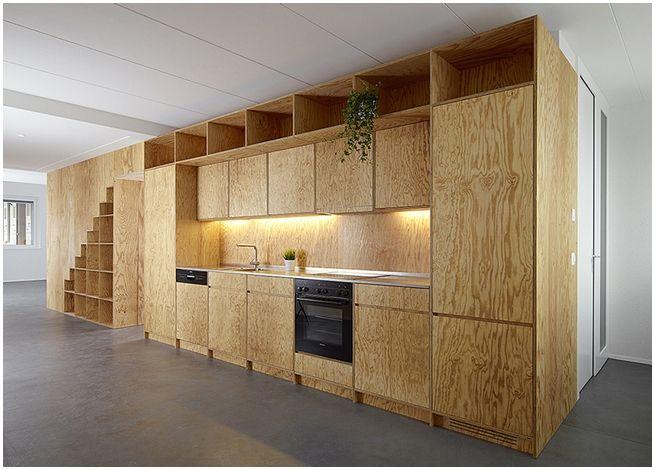 Plywood Kitchen Cabinet Doors  AMA  Pinterest  Plywood