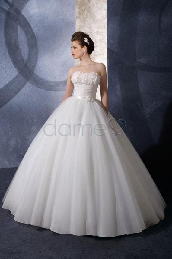 Wunderschönes Prinzessinen Brautkleid Brautkleider Pinterest