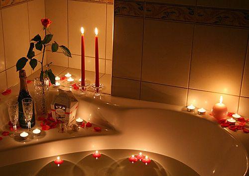 romantic bathroom setup | home and decor | pinterest | romantic