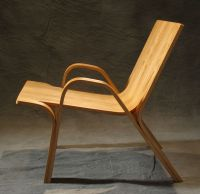 Ramified Armchair - Bending Plywood | Plywood, Armchairs ...