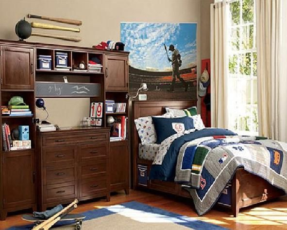 Cool and comfortable boys room ideas kids design decorating furniture contemporary home interior also rh pinterest