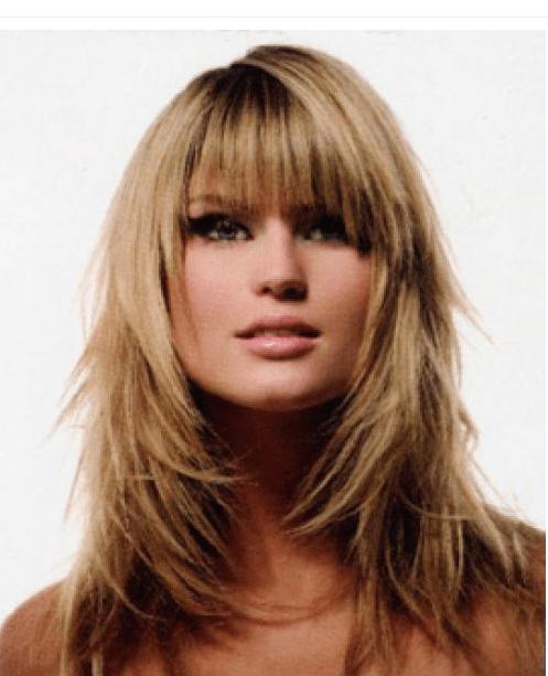 Long Layered Haircuts Locks Of Love Pinterest Long