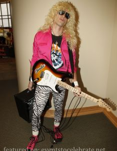 rocker halloween costume plus diy ideas also rh pinterest