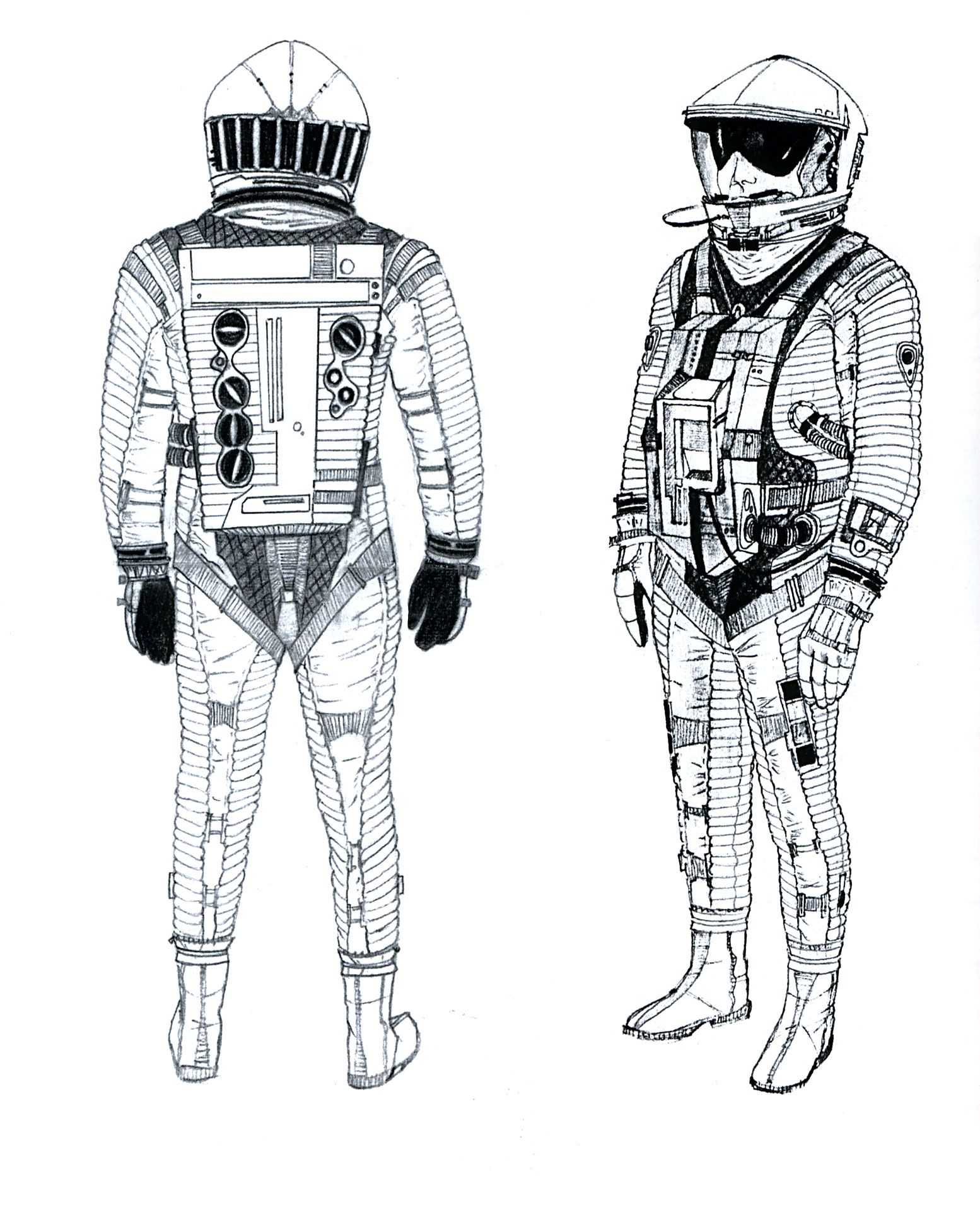 Space Suit Nasa Page 3