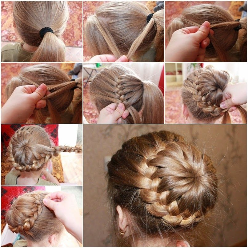 Stylepedia Steps Of Making Hairstyles Hair & Nails Pinterest