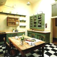 small kitchen dining ideas old fashioned | old fashioned ...