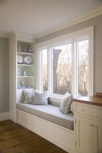 The 25+ best Window seats with storage ideas on Pinterest ...