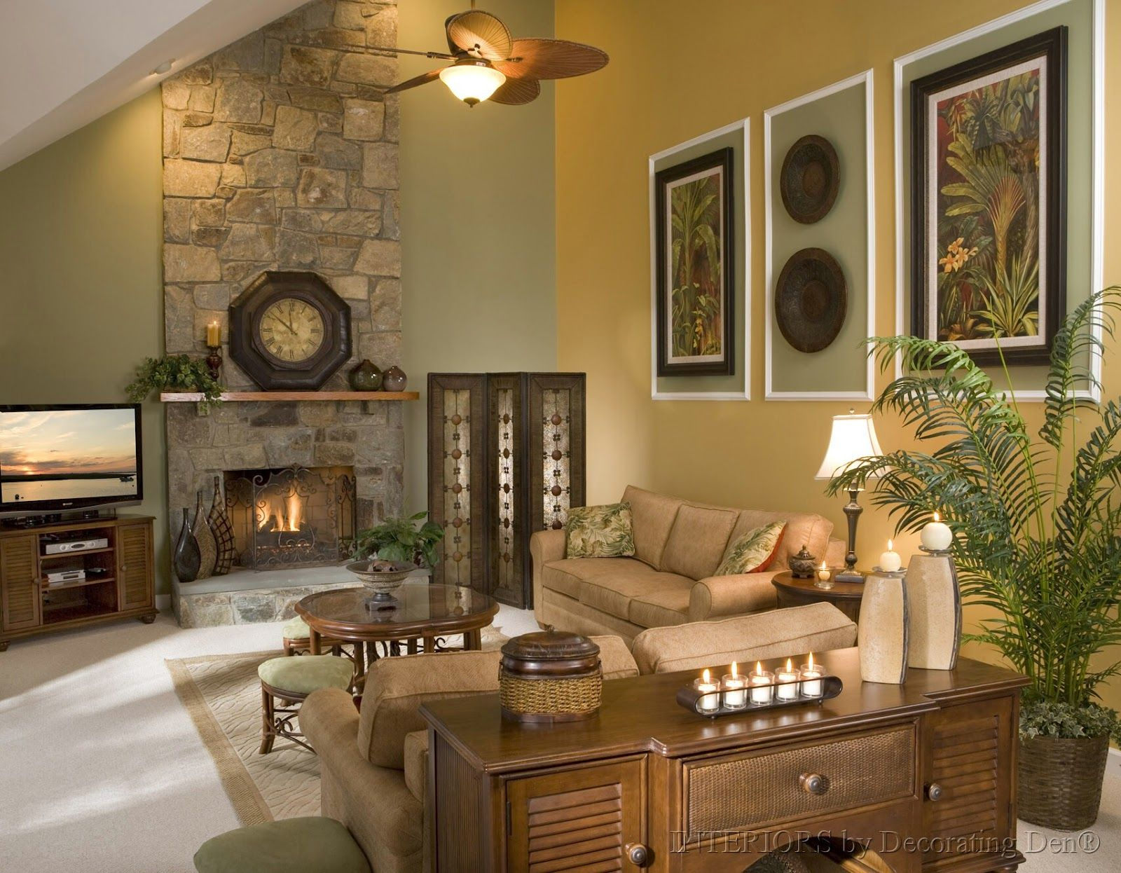 Painting And Decorating - Enhances Look of Your House