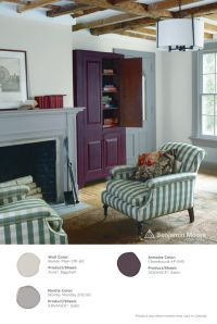 Benjamin Moore Paints & Exterior Stains | Satin finish ...