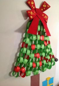 christmas tree door decoration books - Google Search ...