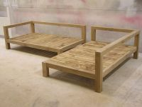 Tips for Making Your Own Outdoor Furniture | Room, Pallets ...