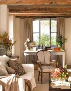 Old country home renovation and interior redesign ideas also pillanatok deco pinterest living rooms cottage style room rh