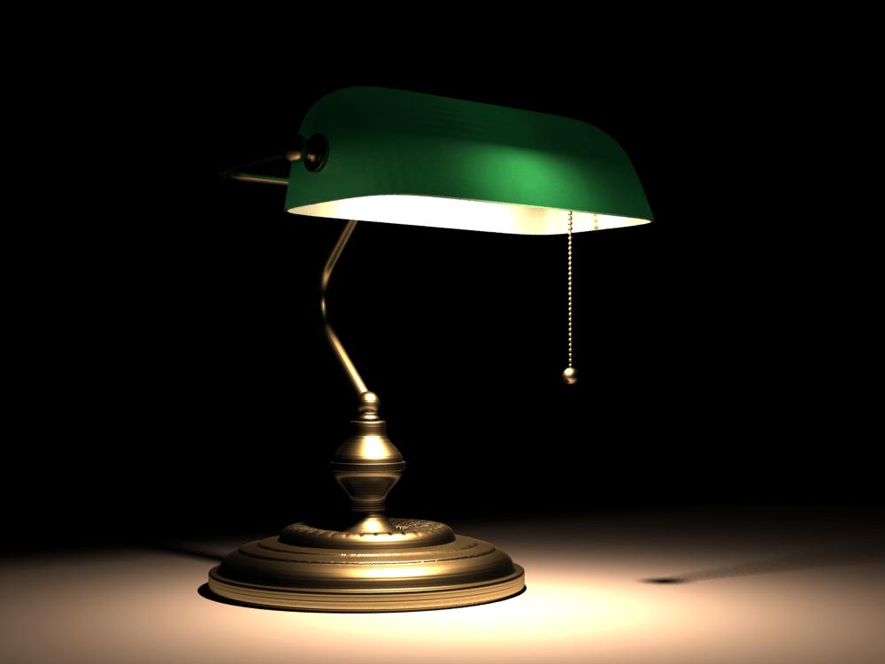 Abat Jour Opaline Pour Lampe De Bibliotheque Annee 30