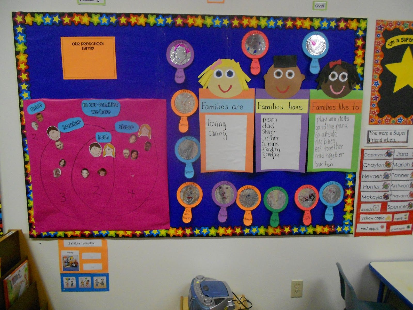 Preschool Classroom Ideas Pinterest