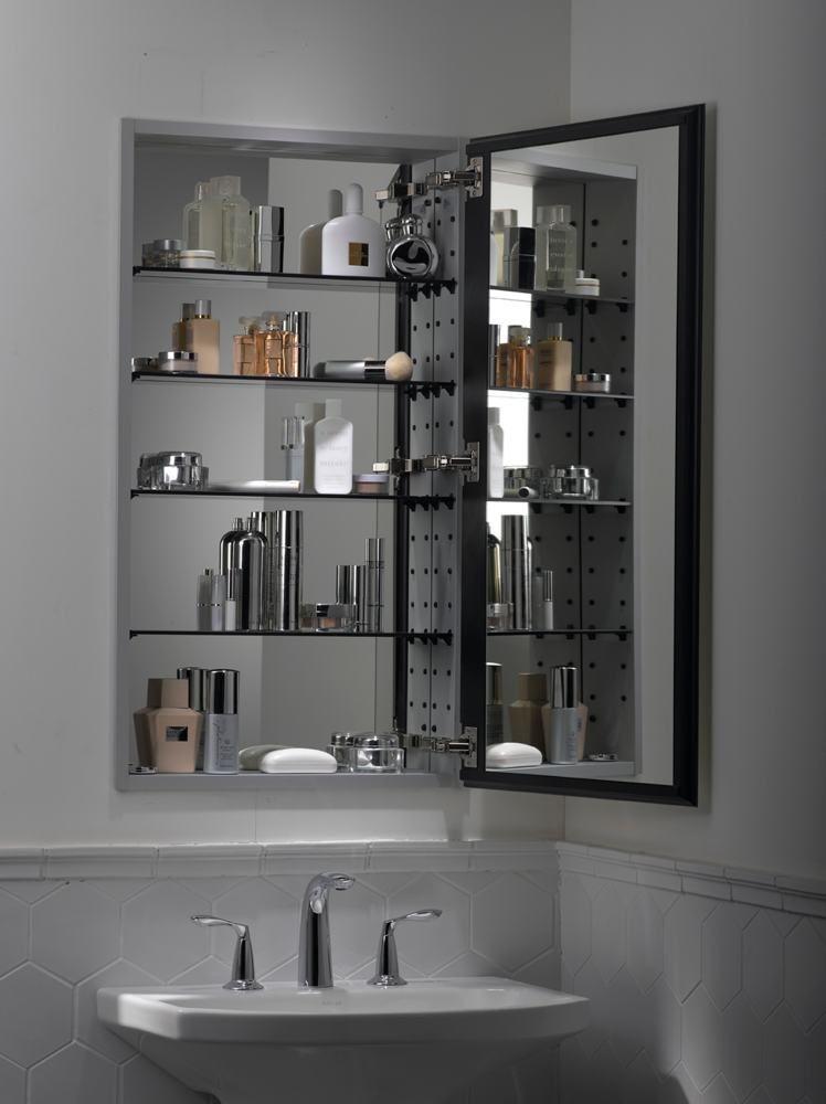 bathroom medicine cabinets with mirrors  KOHLER K2913PG