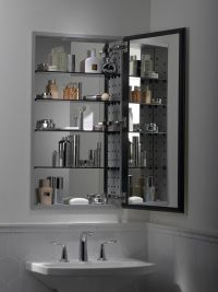 bathroom medicine cabinets with mirrors | KOHLER K-2913-PG ...