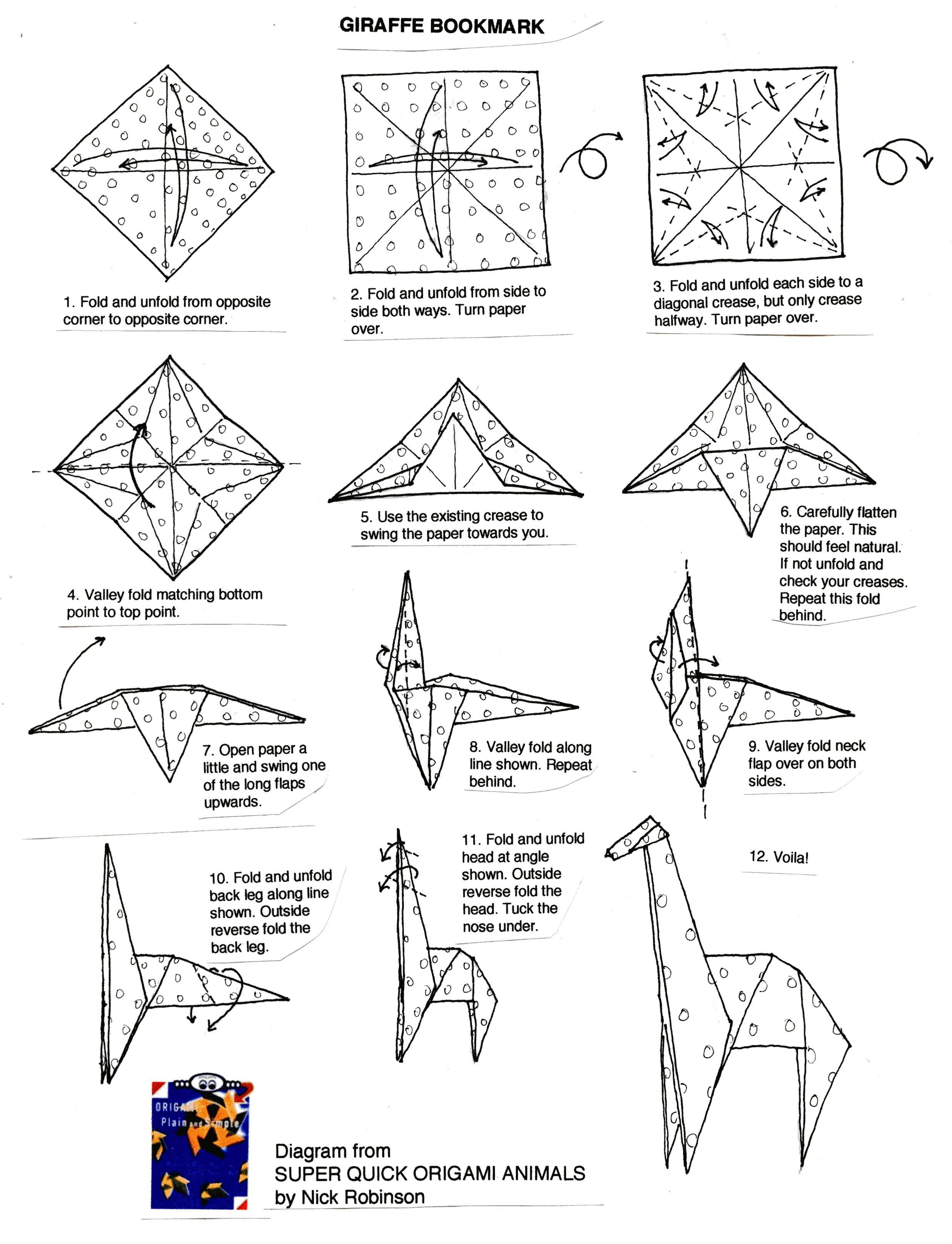 origami diagram com 2007 chrysler 300 engine instructions on pinterest