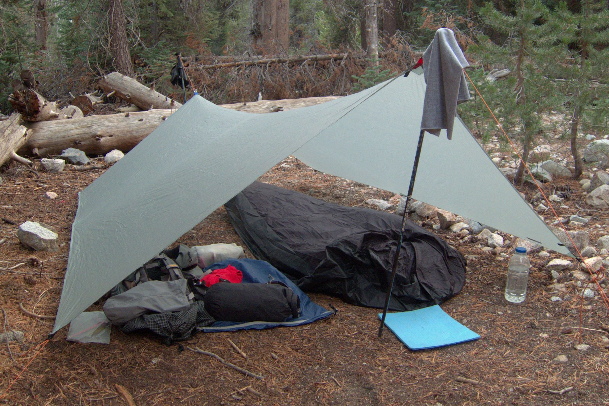 Tarp And Bivy Guidelines From Andrew Skurka