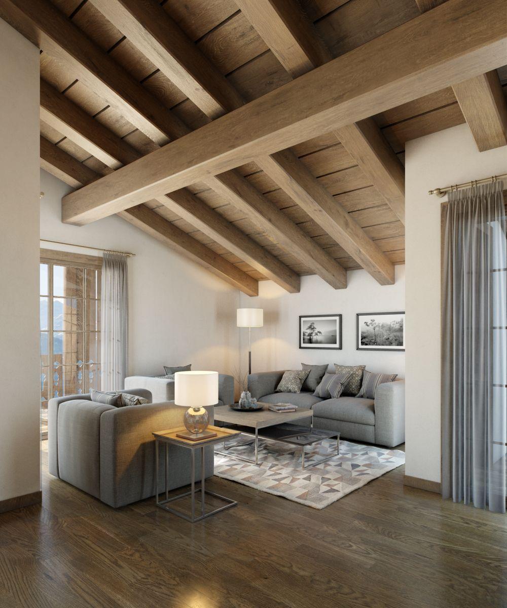 Interior Design Roof House
