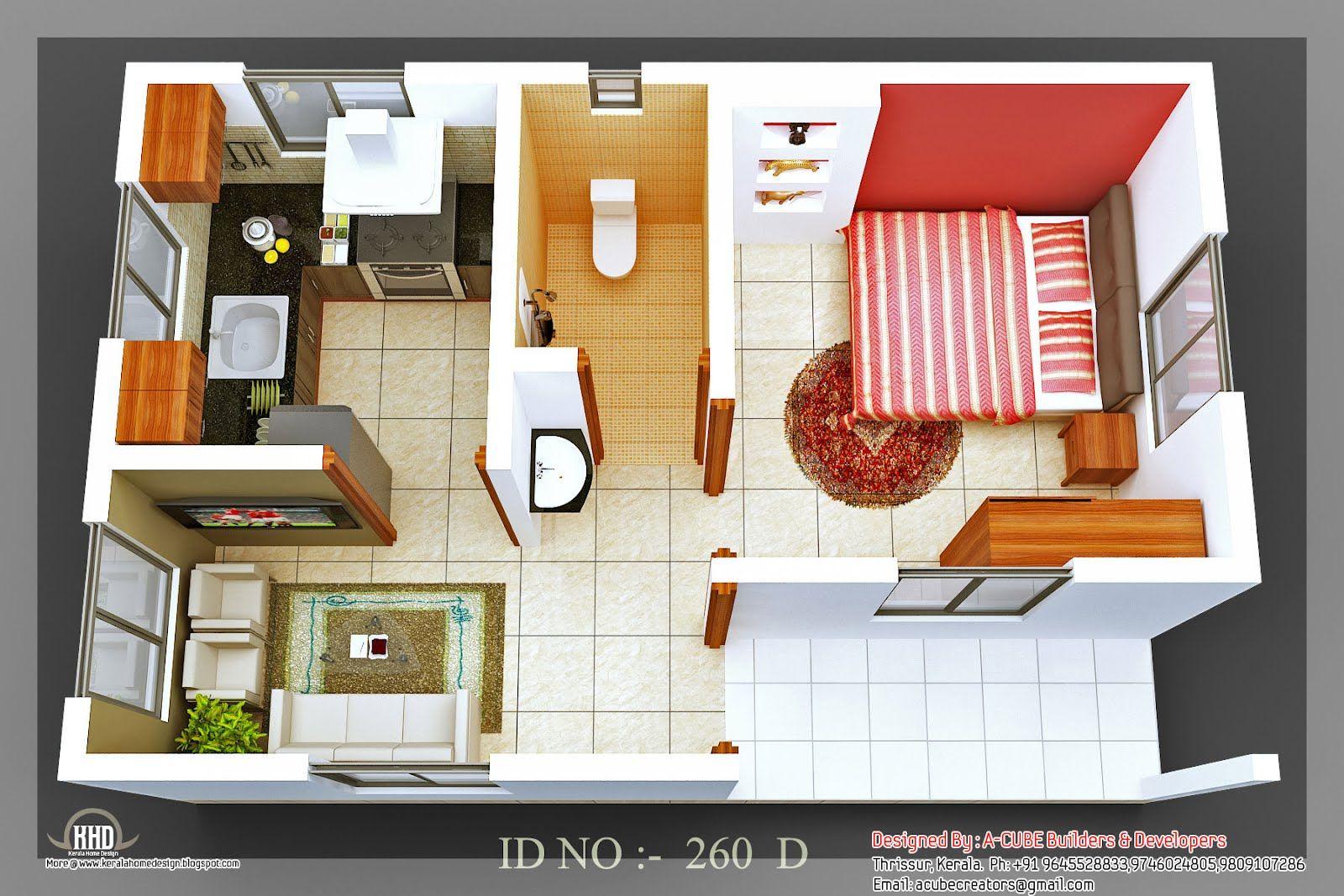 25 More 3 Bedroom 3d Floor Plans 44153d Floor Plan S Home