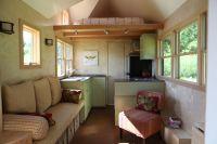 Tiny House On Wheels With IndoorOutdoor Entertaining ...